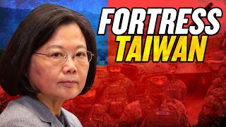 """Fortress Taiwan"" US Arms Sale Enrages China"