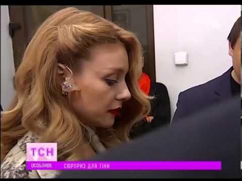 До Тіни Кароль у всеукраїнському турі приєднався її 5-річний син Веніамін