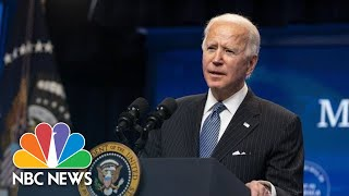 Biden Delivers Remarks Outlining His Racial Equity Agenda | NBC News