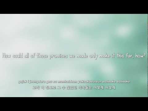 Super Junior- 머문다 (Daydream) lyrics [Eng. | Rom. | Han.]