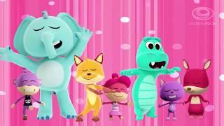 Roco El Hurón - Las Canciones del Zoo 2   El Reino Infantil