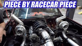 Twin Turbo V8 AWD S10 Build Is Back To The Grind! Also Whats Inside Our Garage? TOUR
