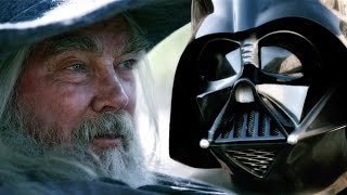 DARTH VADER vs GANDALF - Super Power Beat Down (Episode 2)