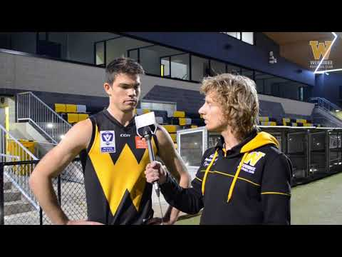 Sam Collins: Round 13 Player of the Week