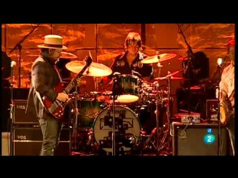 WILCO - Tv Full Show - Barcelona 2012