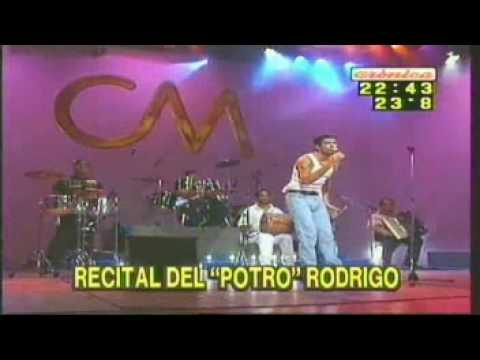 Recital de Rodrigo en CM-6
