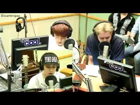 EXO cover Guilty죽일 놈+Nothing on You+Missing You Live@Sukira radio 130813