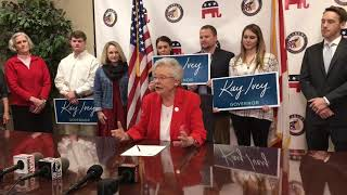 Kay Ivey qualifies