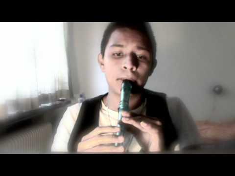 Asi fue en flauta dulce