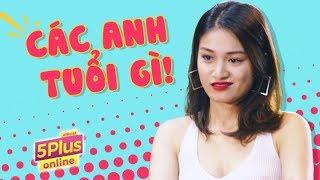 5Plus Online | Phân Vân Tuyển Lễ Tân | Tập Full | Phim Hài 2018