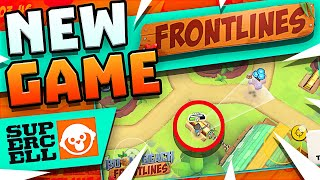 NEW GAME with SUPERCELL IP + GAMEPLAY!