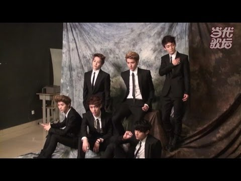 EXO-M_当代歌坛 (Dangdaigetan)_Magazine Making Film 1