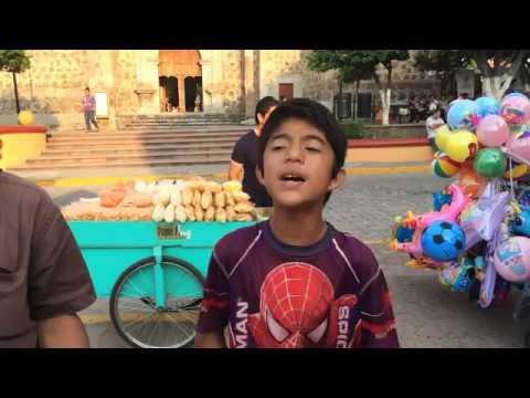 Niño En Tequila Jalisco Canta Espectacular