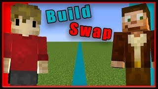 Minecraft BUILD SWAP - With Grian!