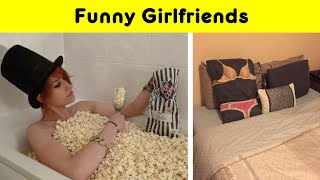 Creative Girlfriends And Wives Who Keep The Humor Alive In Their Relationships
