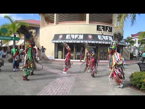 St Kitts Dancers