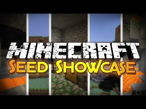 "Minecraft Seed Showcase: ""darkness"" - Dungeons 'N' Caves! (1.5.2) - Smashpipe Games"