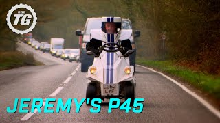 Jeremy's P45   Smallest Car in the World!   Extended Full HD   Top Gear   BBC