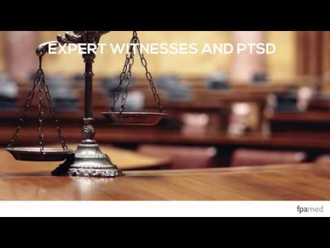 FPA Med: Post-traumatic Stress Disorder and the Law