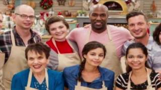 Local baker on ABC's Great American Baking Show