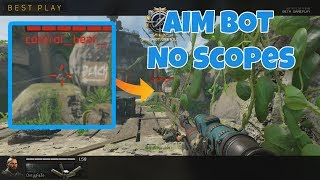 Black Ops 4 has No Scope Aimbot...