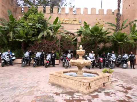 Viaggio in moto Marocco