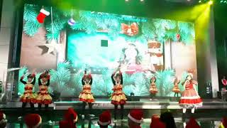 """[Tambourine Kids] Kids Tambourine Dance - """"Joy to The World - Bethel Music Kids"""""""