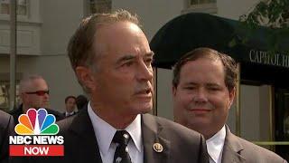 Former Rep. Chris Collins Sentenced To Prison | NBC News NOW