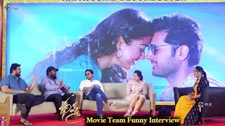 Bheeshma Team Funny Interview