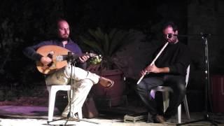 Peppe Frana - Sehnaz Saz Semai - Haris Lambrakis & Peppe Frana