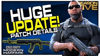 AN-94 & ISO Basic Stats, Footstep Changes, Rytec Buff & MUCH More! (Season 5 Patch)