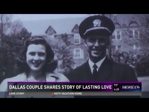 Dallas Couple Shares Story of Lasting Love (WFAA)