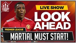 Newcastle United vs Man United LIVE Preview