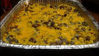 Delicious Recipe for Hamburger / Ground Beef and Potato Casserole