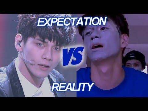 ONG SEONGWOO EXPECTATION VS REALITY