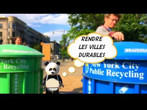 PNUD Pandas pour les Objectifs mondiaux