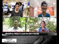 Chandrababu Naidus Alliance Plan On Track, To Meet Mamata Banerjee Today - 04:02 min - News - Video