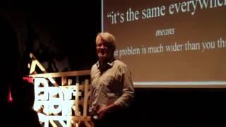 TED Jason Clarke   Embracing Change
