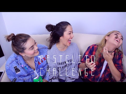 Pastelito Challenge ft. Chica Cyzone 2016!