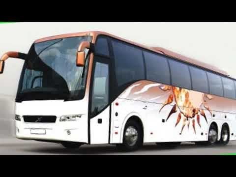 Volvo Bus from Delhi to Gorakhpur