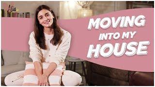 Alia Bhatt's Moving Day Vlog | Alia Bhatt
