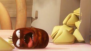 LARVA | THE FORTUNE COOKIE | Cartoons For Children | LARVA Full Episodes