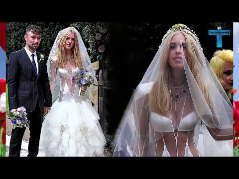 The Worst Wedding Dress Fail