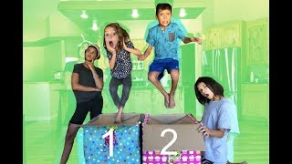 DON'T JUMP into the WRONG MYSTERY Birthday BOX!