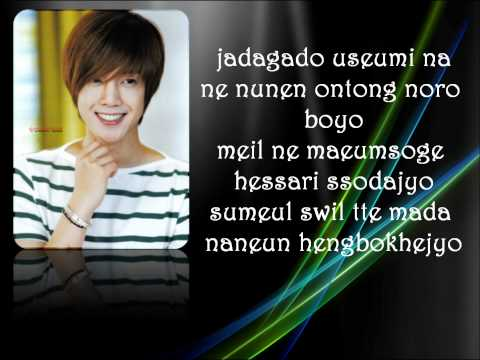 U By kim Hyun Joong