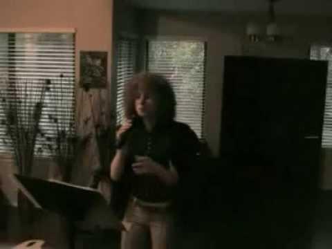 Rehearsal. The Star Spangled Banner. Valentina Iofe. Валентина Иофе. US National Anthem.