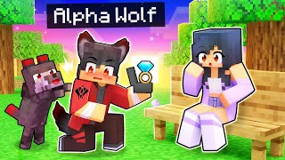 The Alpha Wolf PROPOSES In Minecraft!