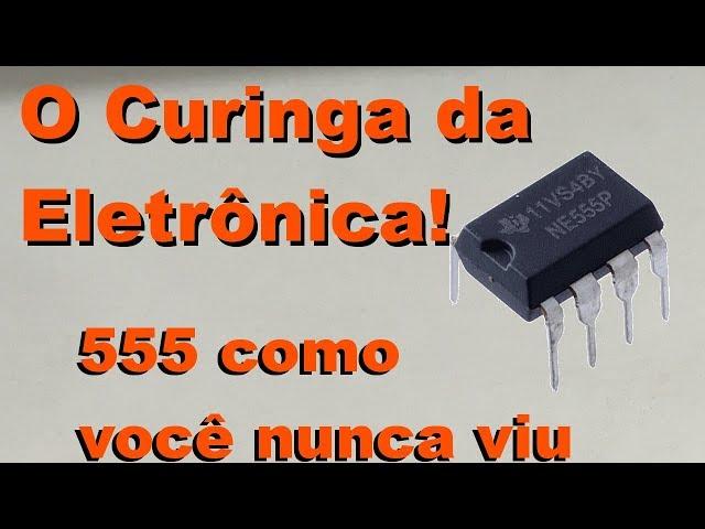 555: O CURINGA DA ELETRÔNICA | Conheça Eletrônica! #067