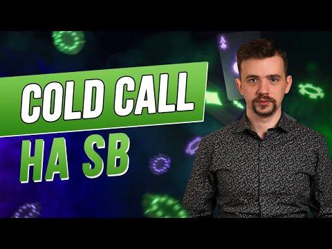 Ошибки новичков в покере | Cold Call на SB | Антон Borwin