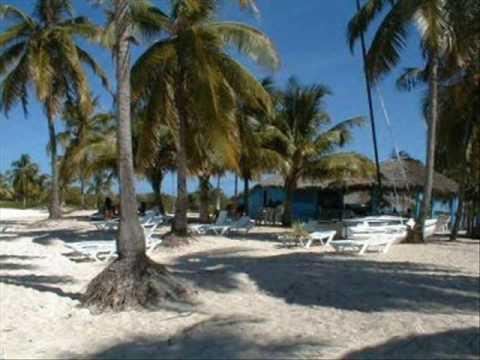 On a Beach in Cuba by JB Butterfield